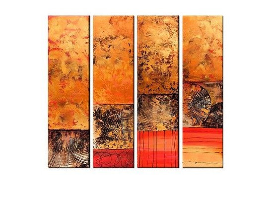 Abstract Painting on Canvas, Contemporary Wall Art, Modern Wall Art Painting, Acrylic Painting Abstract, Hand Painted Modern Paintings