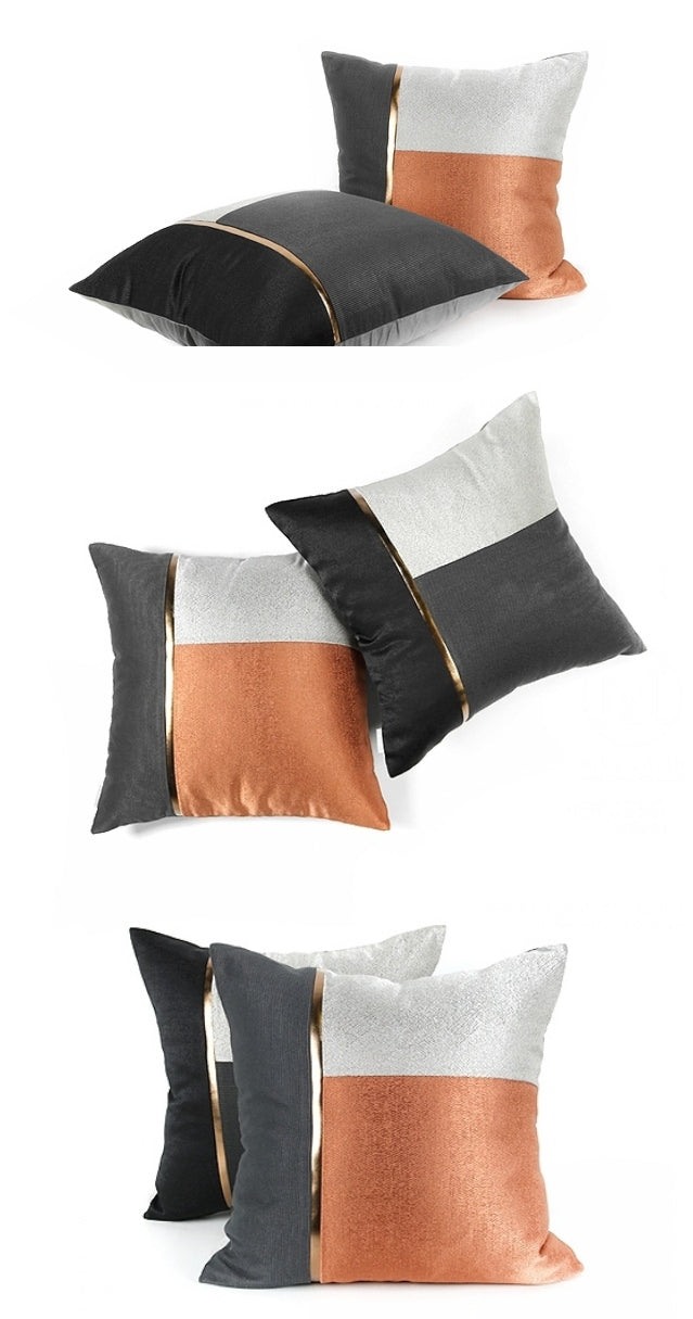 Modern Throw Pillow, Simple Style, Pillow Cover with Insert, Sofa Pillows, Bedroom Pillows, Home Decor