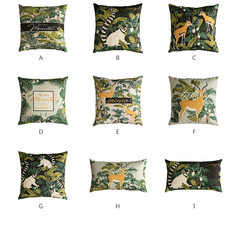 Pillow Cover, Decorative Throw Pillow, Sofa Pillows, Home Decoration