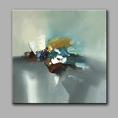 Canvas Artwork, Oil Painting, Modern Painting, Abstract Painting, Canvas Art, Ready to Hang-Paintingforhome
