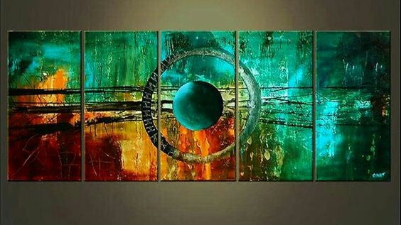 Extra Large Wall Art, Living Room Wall Art, Abstract Art Painting, Huge Art, Large Painting, Modern Art, Painting for Sale-Paintingforhome