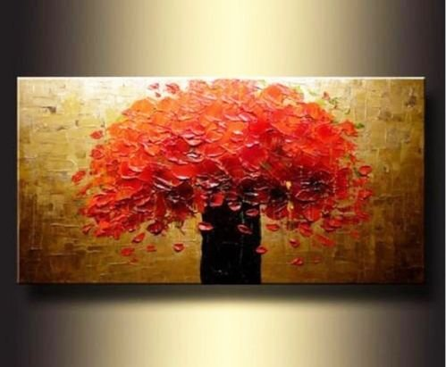 Canvas Art, Painting for Sale, Modern Art, Abstract Art, Contemporary Art, Flower Art, Abstract Art