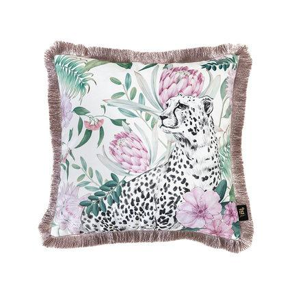 Decorative Throw Pillow, Pillow Cases, Short velvet Pillow Cover, Sofa Pillows-Paintingforhome
