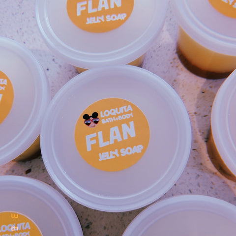 FLAN JELLY SOAP