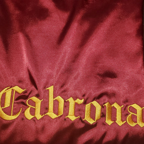 Cabrona Robe (WINE RED)
