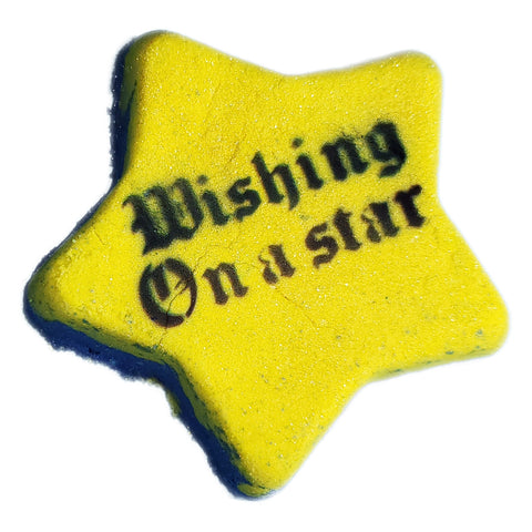 WISHING ON A STAR BATH BOMB