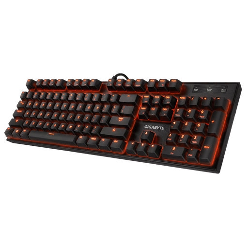 GIGABYTE Force K85 RGB Mechanical Gaming Keyboard Quick Access Keys