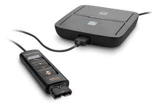 Plantronics MDA490 - Switch for Quick Disconnect (QD) headsets (USB with DA90) - SMC IT Solutions