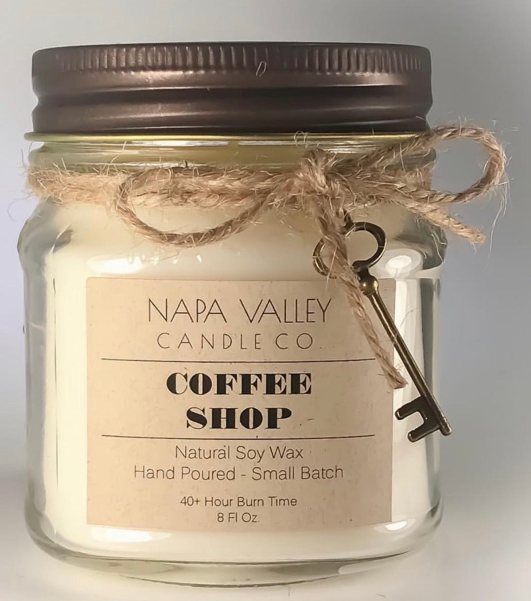 Coffee Shop 8oz. Candle