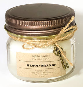 Blood Orange 4oz. Candle