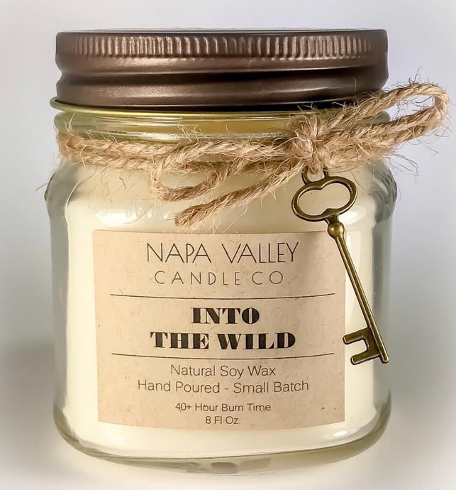 Into the Wild 8oz. Candle