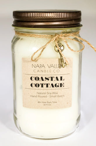 Coastal Cottage 16oz. Candle