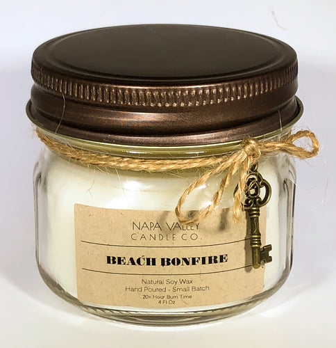 Beach Bonfire 4oz. Candle