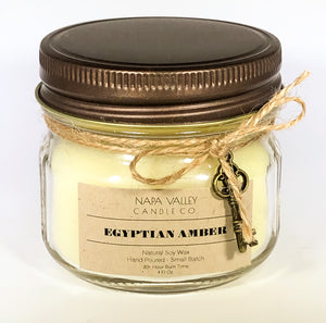 Egyptian Amber 4oz. Candle