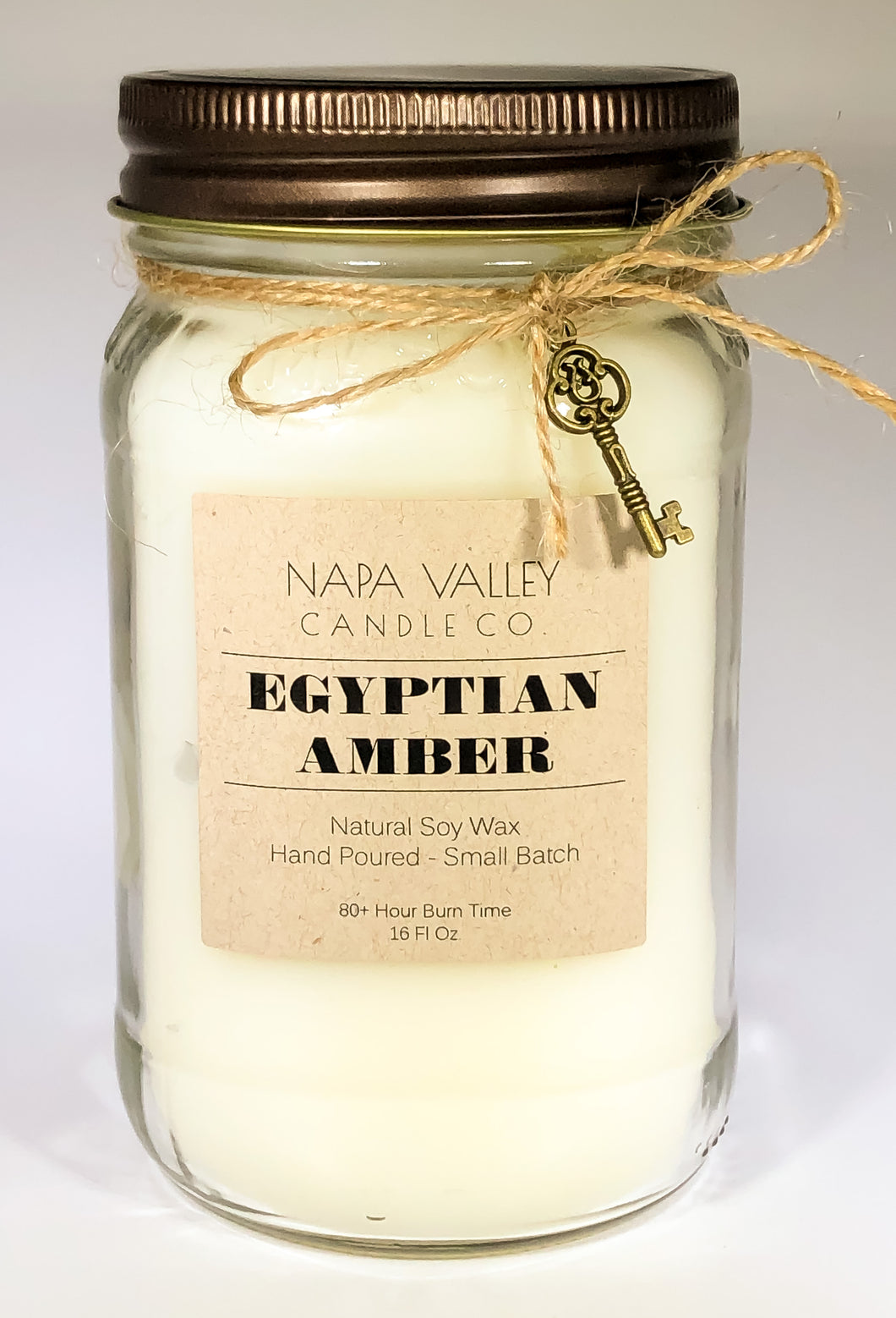 Egyptian Amber 16oz. Candle