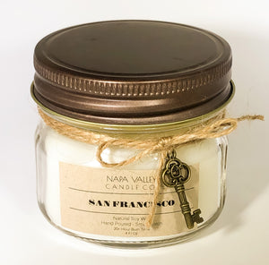 San Francisco 4oz. Candle