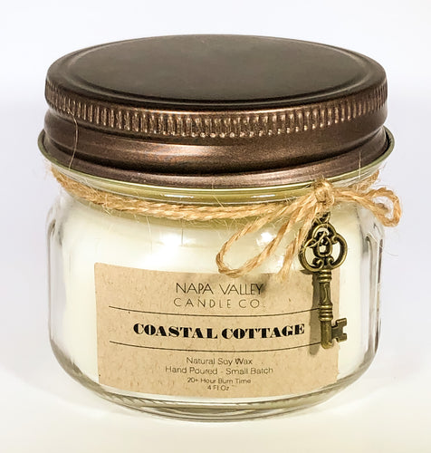 Coastal Cottage 4oz. Candle