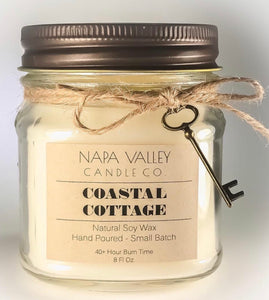 Coastal Cottage 8oz. Candle