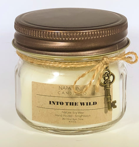 Into the Wild 4oz. Candle