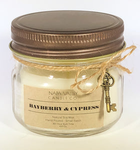 Bayberry & Cypress 4oz. Candle