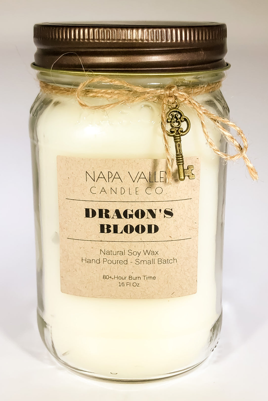 Dragon's Blood 16oz. Candle