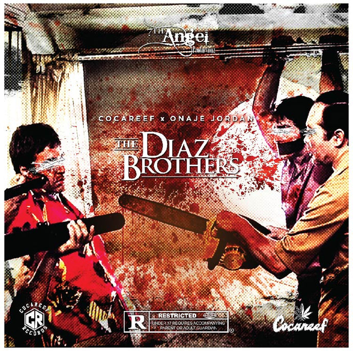 Limited Edition CD- Diaz Brother's  Album