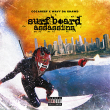 Limited Edition Compact Disc - Surfboard Assassins  (Only 50)