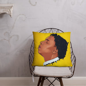 "Limited Edition ""Mally Corleone "" Basic Pillow"