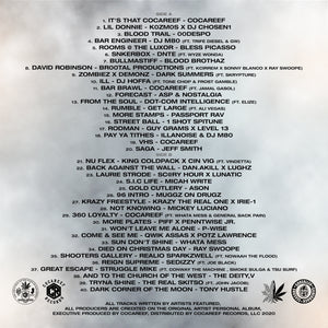 * G-Smoke - Cocareef  ( Double CD)