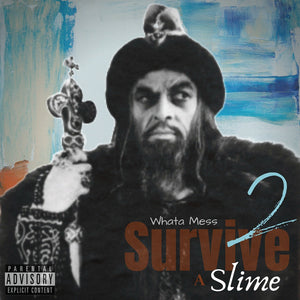 * Whata Mess - Survive a Slime 2 (VINYL) + (CD)