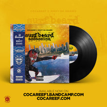 * Surfboard Assassins - Cocareef x Wavy Da Ghawd  (OBI VINYL) + (CD)