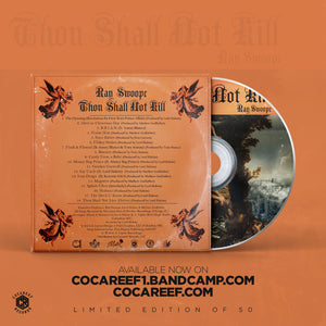 * Ray Swoope - Thou Shall Not Kill (CD)