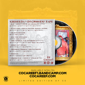 * DJ Chosen1 - The Griselda & The Chosen1 Tape (CD)