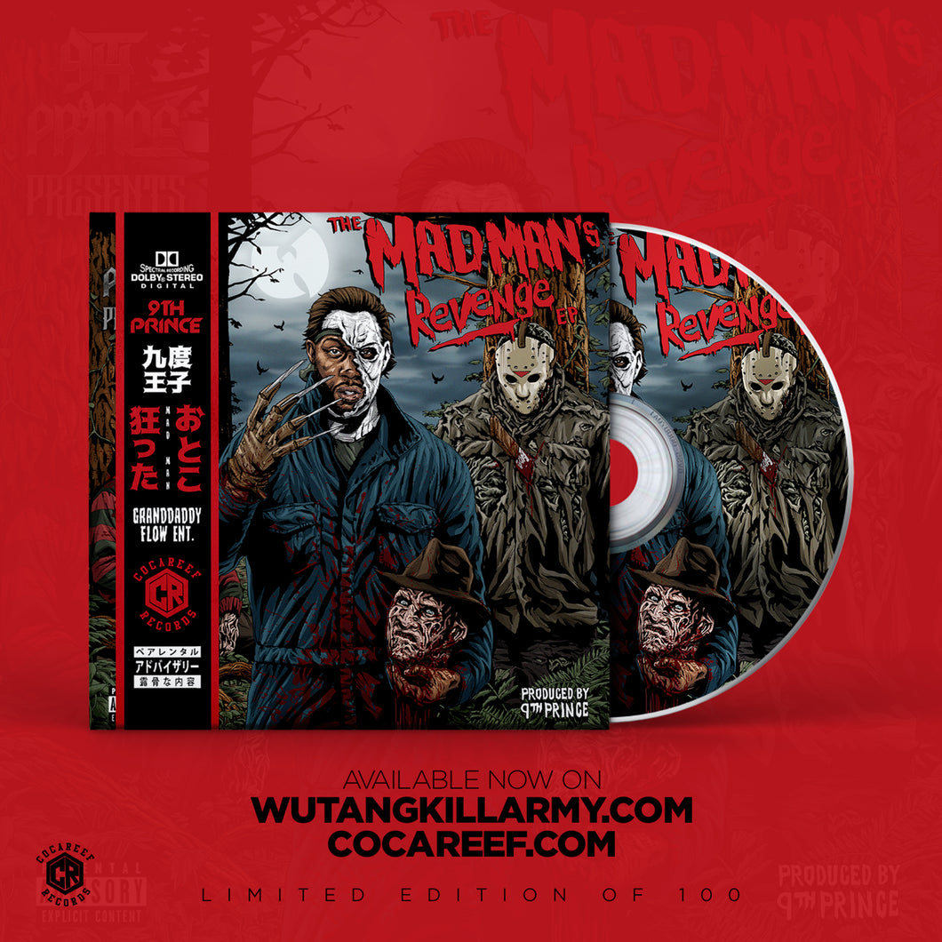 * The Madman's Revenge - 9th Prince (of Killarmy)  (OBI CD)