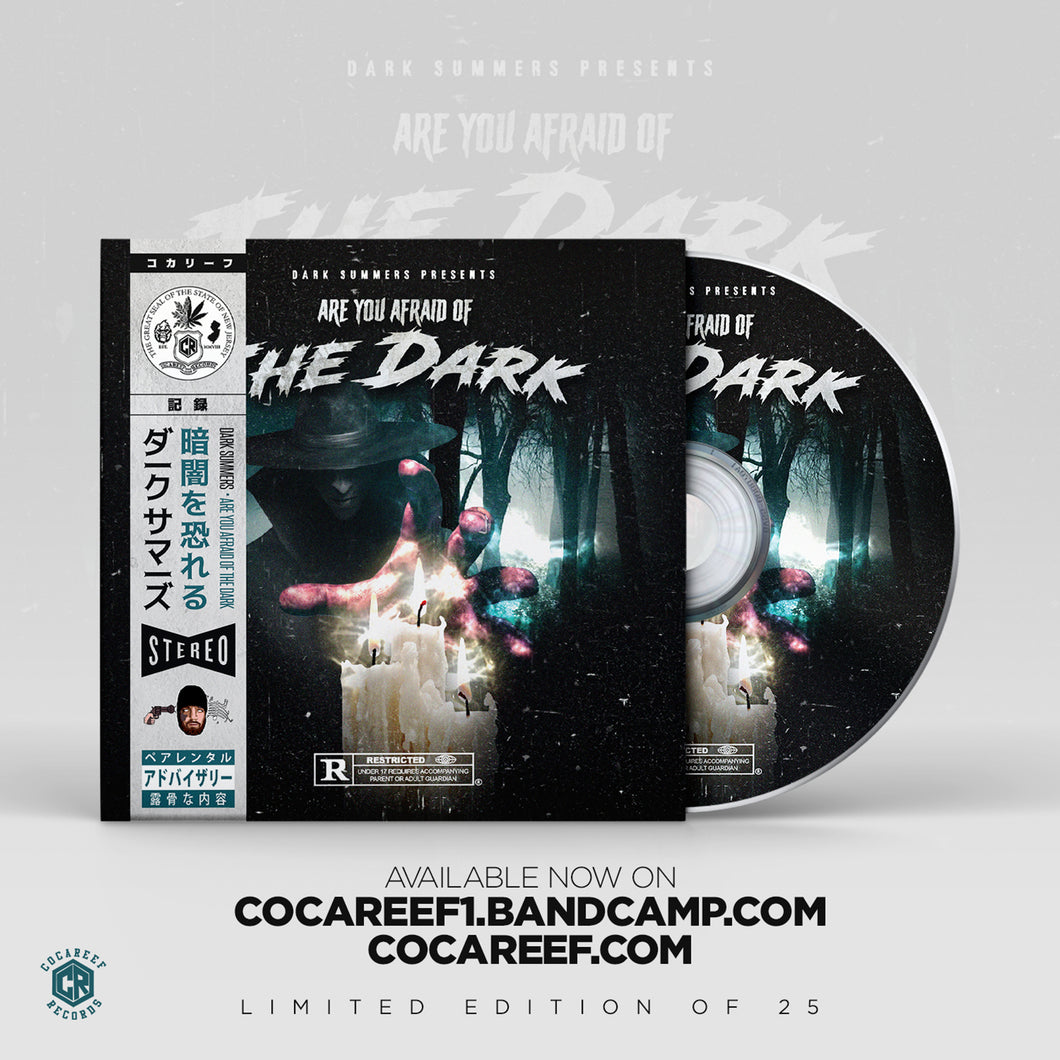 * Dark Summers - Are You Afraid of the Dark (OBI CD)