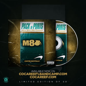 * DJ M80 - Pack of Ports (VINYL) + (CD)