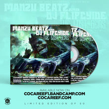 * Manzu Beatz x DJ Flipcyide - The Lost Gems (VINYL) + (CD)