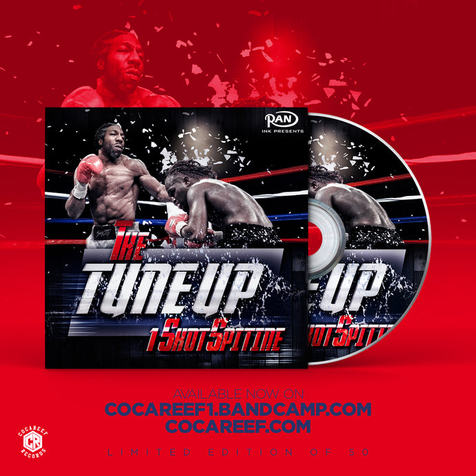 * 1 Shot Spitune - The Tune Up (CD)