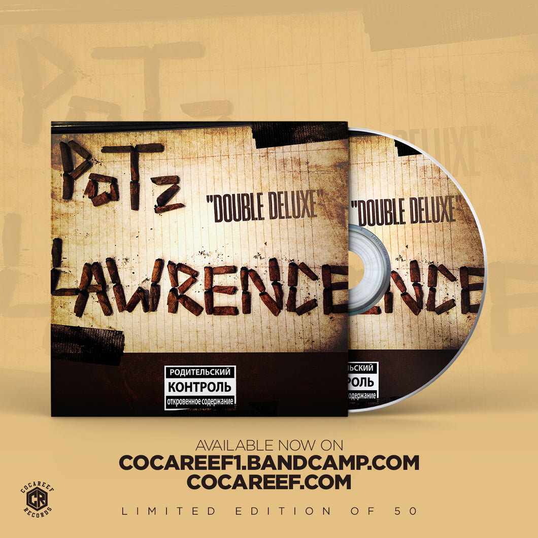 * Potz Lawrence - Double Deluxe  (CD)