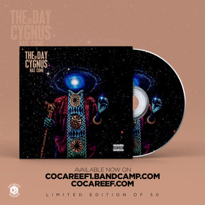 * DNTE - The Day of Cygnus Has Come (CD)