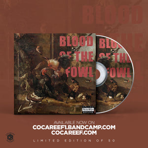 * Lunatic - Blood Of The Fowl  (CD)