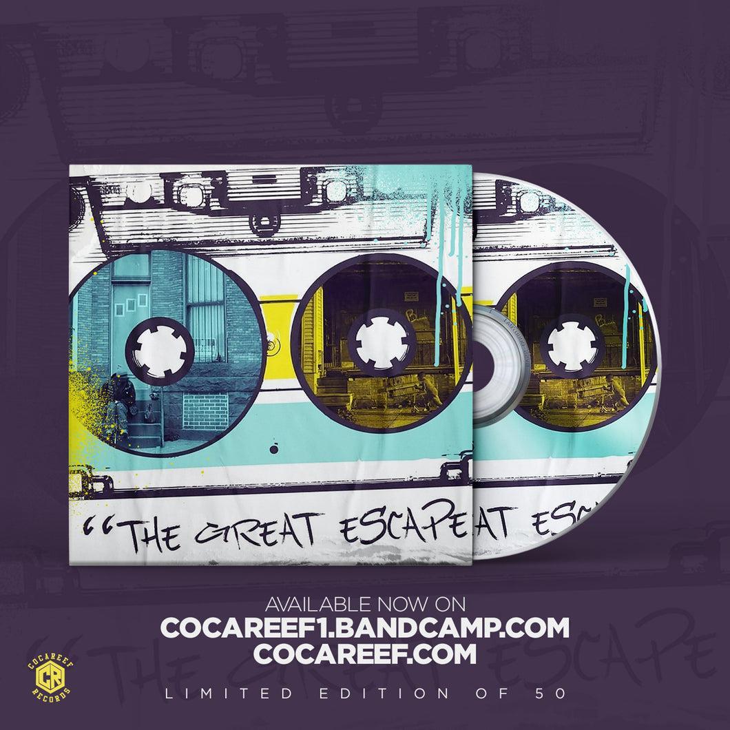 The Great Escape - Struggle Mike (CD)