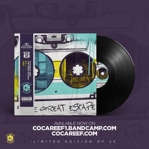 * The Great Escape - Struggle Mike (OBI VINYL) + (CD)