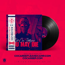 * Dot-Com Intelligence - You May Die (OBI VINYL) + (CD)
