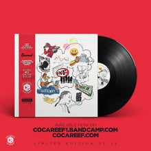 * Random Thoughts of One Mind - Cocareef  ( OBI Vinyl ) + (CD)