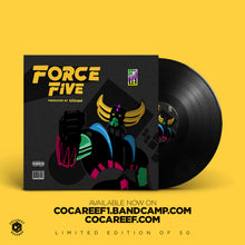 * DNTE - Force Five (VINYL) + (CD)