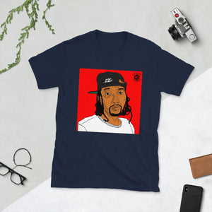 101# Cocareef Cartoon Short-Sleeve Unisex T-Shirt