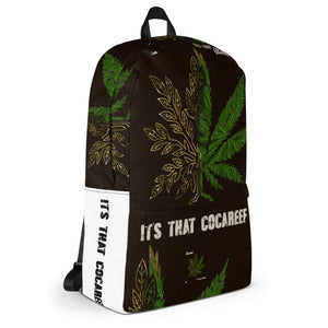 """It's That Cocareef"" Culture Backpack  +  Physical Album"