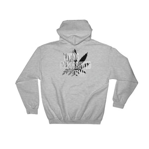 Living on Borrowed Time Hoodie