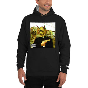""" Slick Talk Season "" Limited Edition Champion Hoodie"